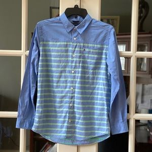 Tommy Hilfiger Boys LS Dress Shirt